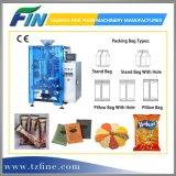 微粒または粉のパッキングのための自動縦のパッキング機械