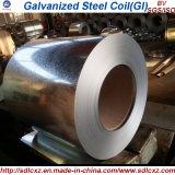 Bobines d'acier galvanisées par matériau en acier (GI) pour la construction de toit