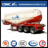 38cbm-50cbm CIMC Huajun granel Cemento Tanker