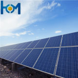 3.2mm AR-Coated Tempered Ultra Clear Solar Glass con alto potere Gain