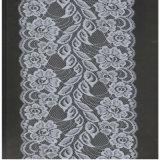 Merletto dell'elastico dello stretto del fornitore della tessile della Cina