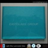 Прозрачный и цветной закаленное многослойного стекла с CE, ISO 9001