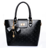 Lady Shinny in Cuoio Handbag