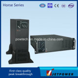 Lijn Met lage frekwentie Interactief UPS van de Enige Fase van de Golf van de Sinus van de Reeks 3kVA UPS van het paard de Ware