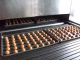 Horno del Línea-Túnel de la producción de Cake&Bread