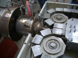 Single Wall Garden / Tuyau / Ligne de production / extrusion de tuyaux ondulés PE
