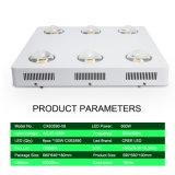 Dimmableのクリー族Cxb3590 600W 72000lmの穂軸LEDは軽く完全なスペクトル= HPS 1000Wの成長するランプを育てる