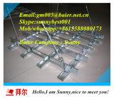 Heller Stahl galvanisierter Stahlu-Form-Wand-Winkel