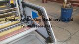 Semi автоматическая бумажная UV лакировочная машина