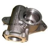 Pezzo meccanico del macchinario agricolo dell'acciaio inossidabile (pezzo fuso perso della cera)