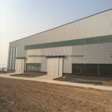 Oficina agradável da construção de aço do projeto para a indústria