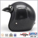 Motorfiets van Harley van de Vezel van de Koolstof/Helm de de van uitstekende kwaliteit van de Motor/van de Autoped (OP236)