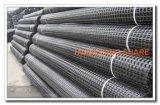 堤防の補強のためのガラス繊維Geogrid