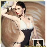 Einteiliger Badeanzug-reizvoller Form-Bikini für Damen