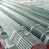 Труба JIS гальванизированная G3444 стальная для обычной структуры