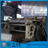 低い投資の無駄のカートンの機械を作るペーパーリサイクルの波形のクラフト紙