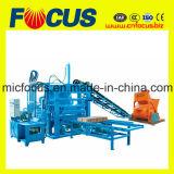Blocco automatico idraulico Qty9-18 che fa macchina, linea di produzione del blocco