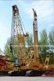Grúa de correa eslabonada de levantamiento de elevación hidráulica del equipo CQUY800