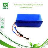 Pak van de Batterij van Li het Ionen24V 13ah met Ce RoHS MSDS Akku voor Elektrische Autoped