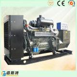 Молчком двигатель дизеля электричества 375kVA300kw производя комплекты