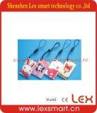 Étiquette époxy polychrome de l'impression NFC, étiquette époxy sèche d'IC