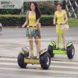 Individu de bonne qualité de la Chine équilibrant la moto électrique à vendre