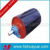 Polea del transporte de la polea del transportador del sistema de transportador con el mejor funcionamiento de coste
