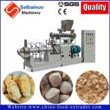 Máquina de produção de extrusora de máquinas de extrusão de soja texturizada de soja Prrotein Tsp Tvp