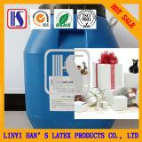 Pegamento adhesivo líquido blanco del acetato de polivinilo para el rectángulo de color
