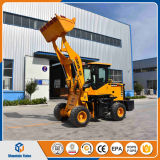 中国の小型車輪のローダー競争価格の1.2トンのローダー
