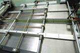 Máquina completamente automática de la fabricación de cajas (sin el golpeador de la esquina)