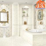 Azulejo de cerámica de la pared de la prueba del agua del cuarto de baño del material de construcción