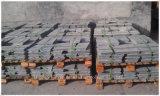 Lingots spéciaux de zinc de qualité supérieur de qualité du lingot 99.995 de zinc de l'usine initiale