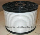 High Cable RG6 Coaxial Cable TV Cable 1.02CCS RG6 Cable