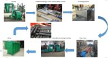 Linha de produção de produtos de carvão vegetal de milhois de 1000Kg / H