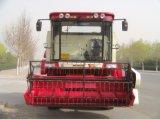 소형 바퀴 유형 밥 결합 수확자 기계