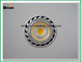 conformité de RoHS de la CE de la lampe E27 de lumière d'endroit du projecteur JDR de l'ÉPI DEL de 5W PAR16 avec 400lm CRI80 pour l'usage de modification de Downlight
