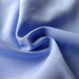 Polyester-Satin-Gewebe des 40% Rayon-60% für Kleid