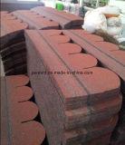 Asphalt-Schindeln für konkretes Dach mit ISO-Bescheinigung Fisch-Einstufen