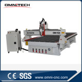 Router do CNC da estaca da madeira 1325 para o metal e a madeira
