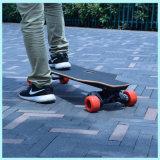 """""""trotinette"""" do retrocesso de Ecorider, skate elétrico de pé de 4 rodas"""