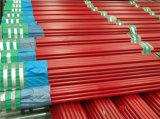Красная покрашенная труба бой пожара UL FM стальная