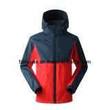 옥외 층 얇은 방수 Breathable 재킷