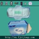 Ultra dünner Anionen-Frauen-gesundheitliche Serviette-Hersteller mit preiswertem Preis