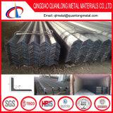 Ferro di angolo strutturale principale nero dell'acciaio dolce per costruzione