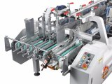 Xcs-800PF Vor-Faltblatt Leistungsfähigkeits-Faltblatt Gluer für den vier Arten-Kasten
