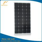 160W良質および最もよい価格のモノラル太陽電池パネルの太陽エネルギー