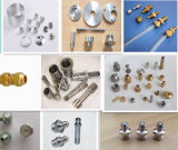 高精度の自動金属機械部品または金属CNCの機械化の部品