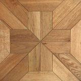 Zurückgeforderter französischer Eichen-Versailles-Fußboden ausgeführter hölzerner Mosaik-Bodenbelag