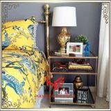 Таблица чая таблицы пульта таблицы мебели бортовой мебели гостиницы мебели дома мебели нержавеющей стали таблицы угла журнального стола таблицы (RS161303) самомоднейшая